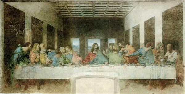 Тайная вечеря (1498)
