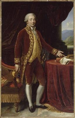 Карло Буонапарте (Анн-Луи Жироде-Триозон, 1806)