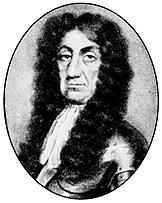 Карл II. Миниатюра С.Купера. XVII в.