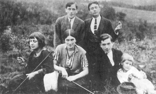 ������ ��������, �. ����� � �. �������� - ����������� �����, 1923 �.