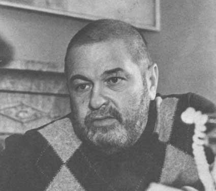 Юлиан Семёнович Семёнов (настоящее имя Юлиан Семёнович Ляндрес)