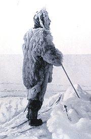 Амундсен во льдах