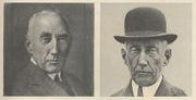 Амундсен до и после попытки авиа-перелёта