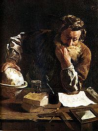 «Архимед» (Доменико Фетти, 1620)