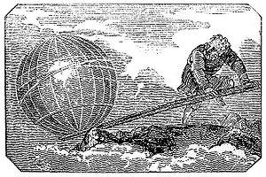 Архимед переворачивает планету Земля