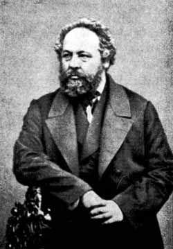 Михаил Александрович Бакунинн