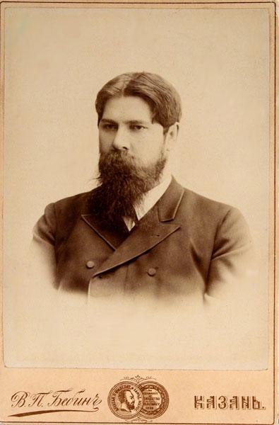 В. М. Бехтерев. Казанский период (1881)