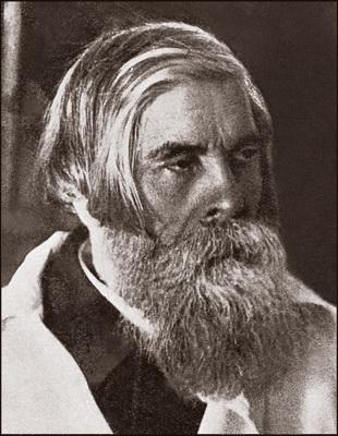 В. М. Бехтерев. Незадолго до смерти (1926)