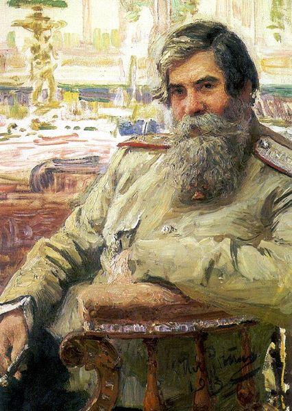 Портрет Бехтерева (Репин)