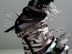 Обзор необычной обуви