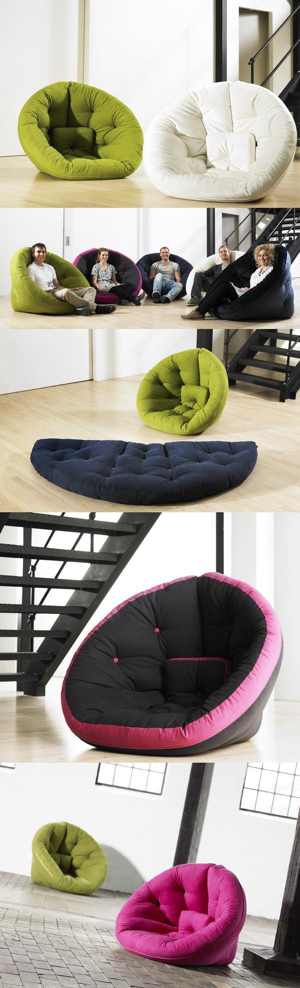 Уютное «Гнездо» («Nest/Nido»)
