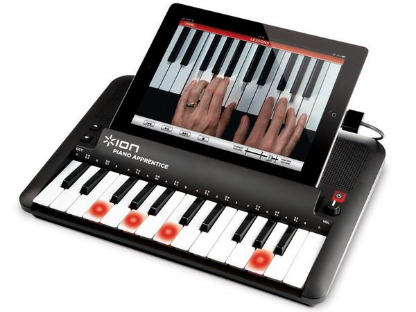 Электронный инструктор «PIANO APPRENTICE»