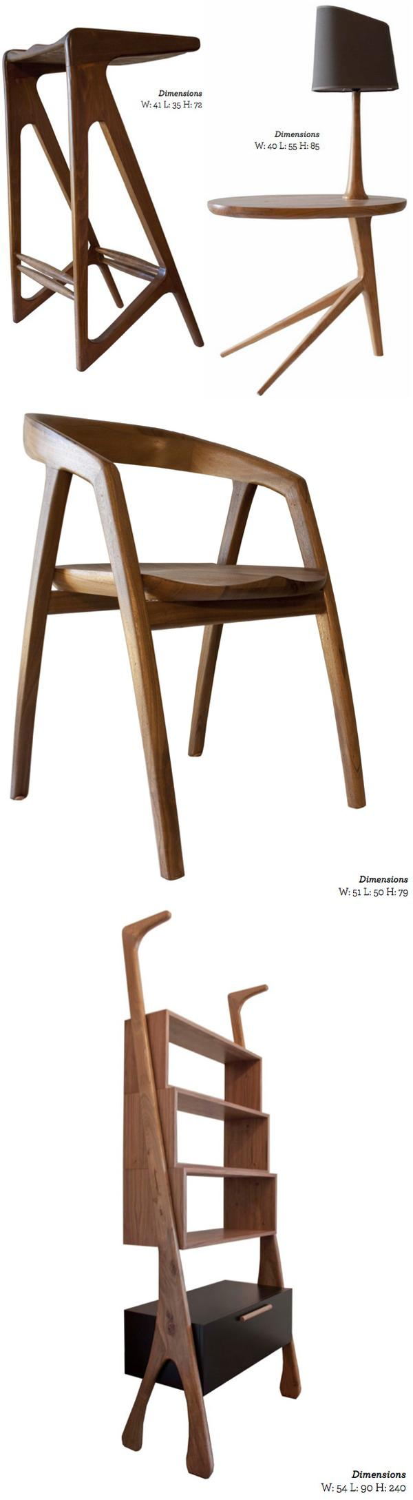 Линия мебели от дизайн - студии «escapefromsofa»