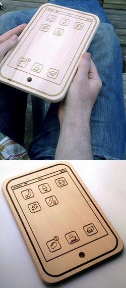 Разделочная доска «iPhone Cutting Board»