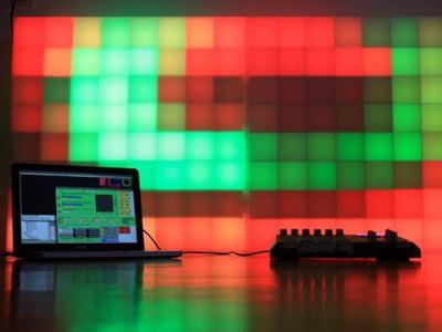 3D-панели «PixelInvaders»