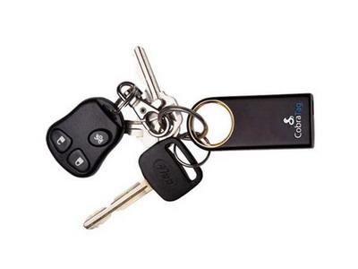 Брелок «Cobra Tag» поможет не терять ключи