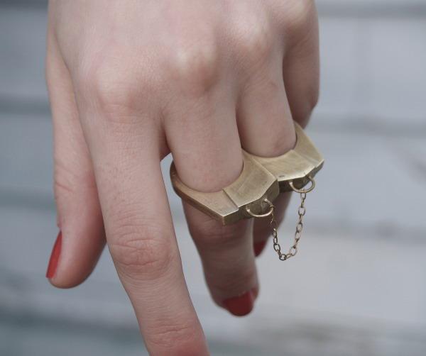 Обзор необычных украшений (кольца)