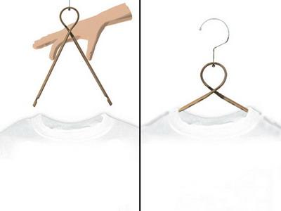 Деревянная вешалка «Bender Hanger»