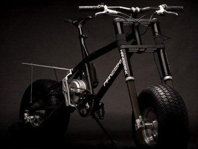 Велосипед с электрическим приводом «Hanebrink»