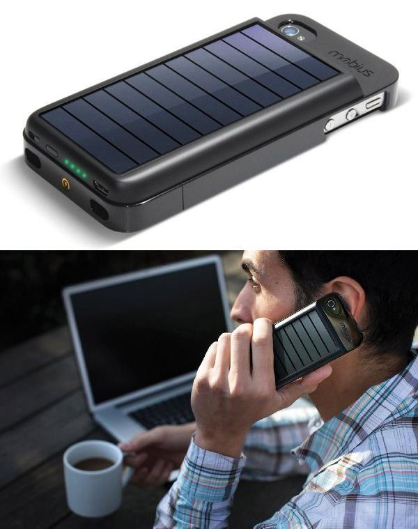 Зарядное устройство «Mobius» для «iPhone»