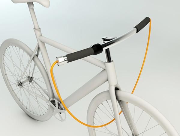 Противоугонное устройство для велосипедов «B.Y Handle Lock»