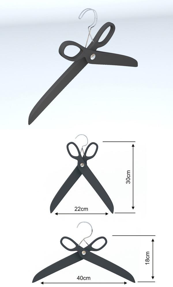 Безопасная вешалка «Scissor»