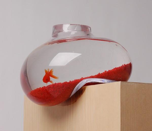 Искаженный аквариум «Bubble Tank»