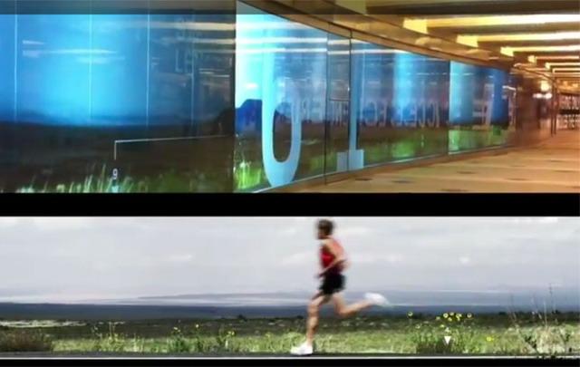 Наперегонки с марафонцем Райаном Холлом (Ryan Hall) (видео)