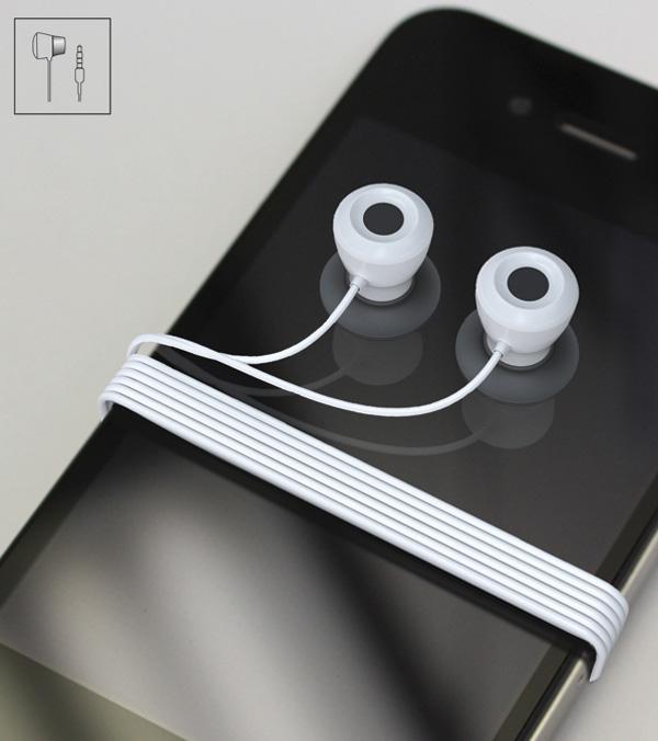 Концепция наушников от дизайнера Donghee Suh