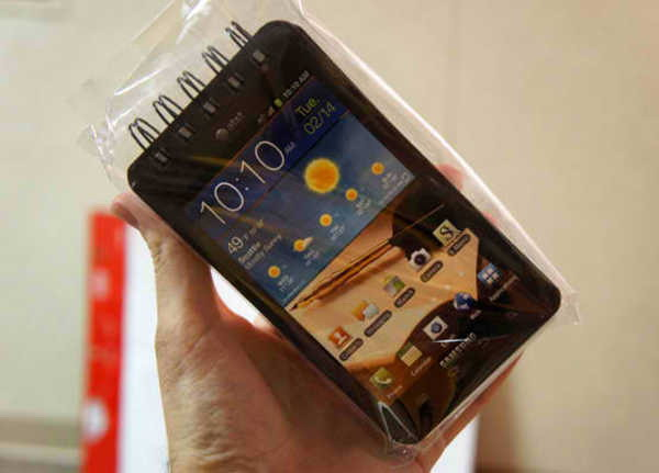 ������� �Samsung Galaxy Note�
