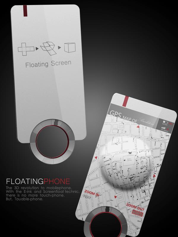 Время для 3D телефона