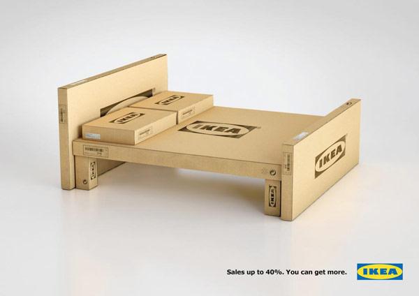 Рекламная кампания для IKEA
