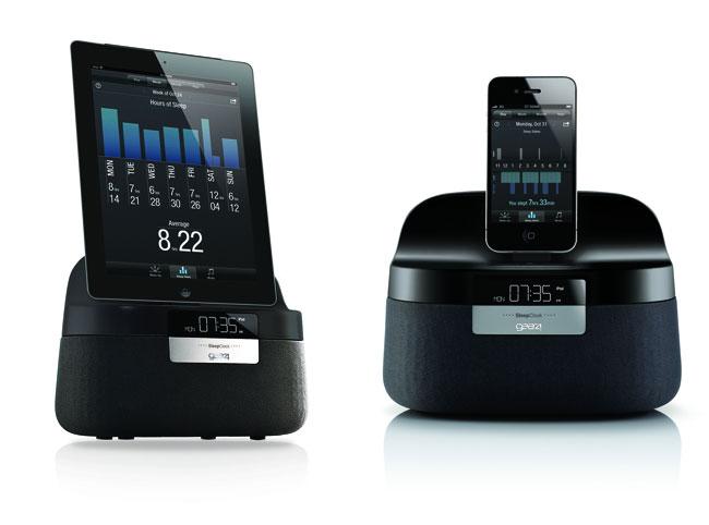 Устройство для бесконтактного мониторинга сна «Gear4 Renew SleepClock» (видео)