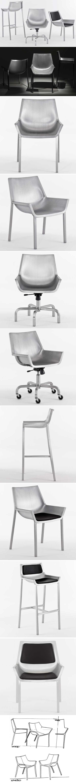 Коллекция стульев «The Sezz Collection»