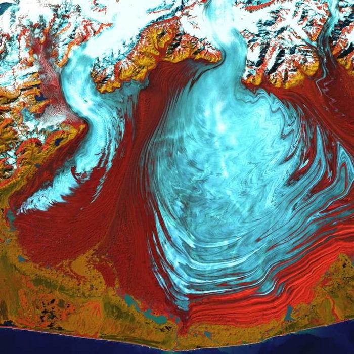 Шесть удивительных изображений Земли полученных из космоса