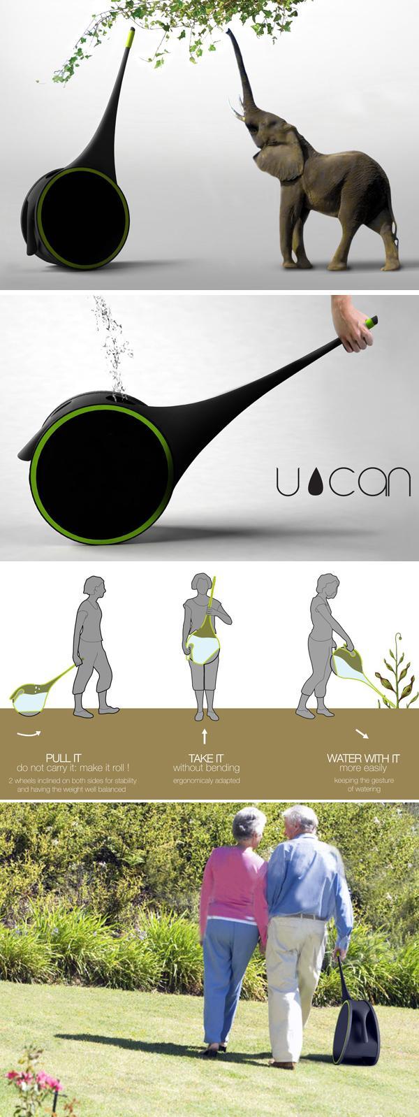 Лейка «U-CAN» для всех