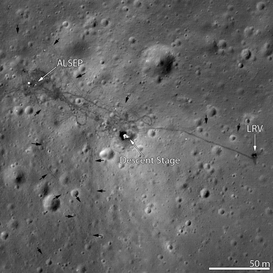Посадка «Аполлон-15»