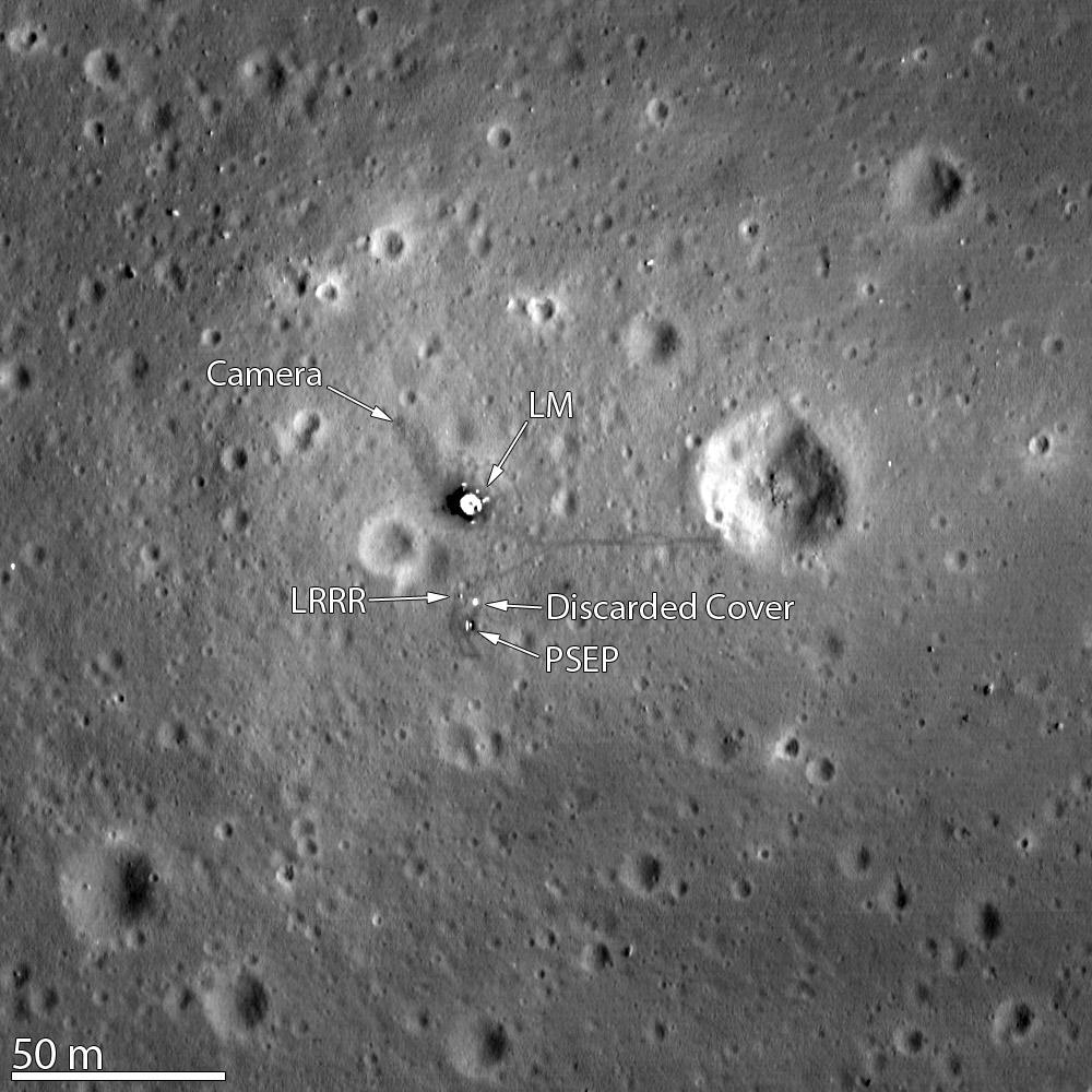 Посадка «Аполлон-11»