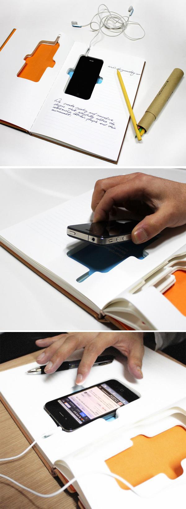 Записная книжка «Smartphone Notebook 2»
