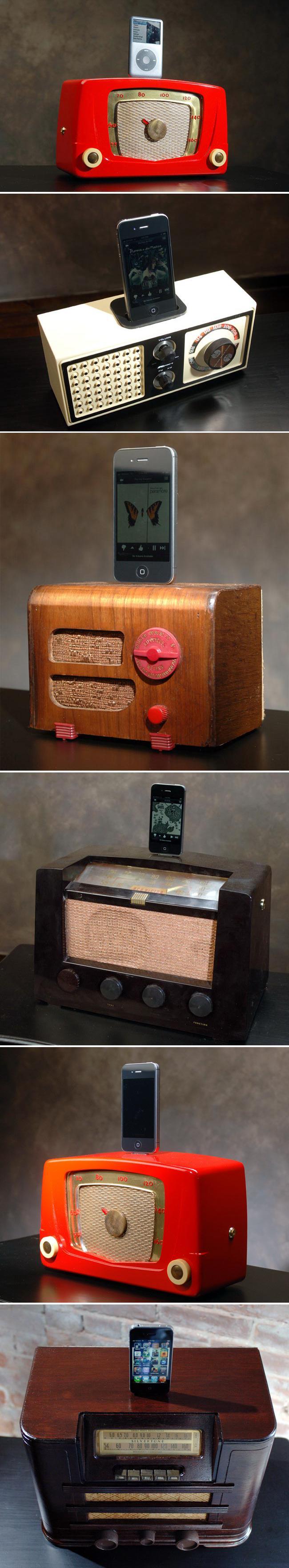 Обзор необычных док – станций для «iPhone» и «iPod»