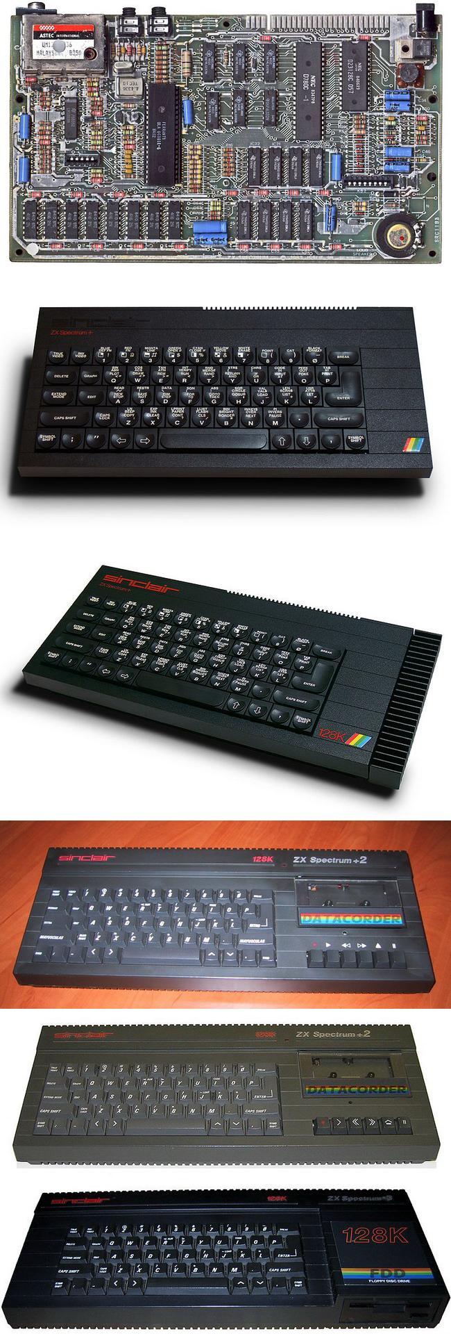 Компьютеру «ZX Spectrum» исполнилось  30 лет (видео)