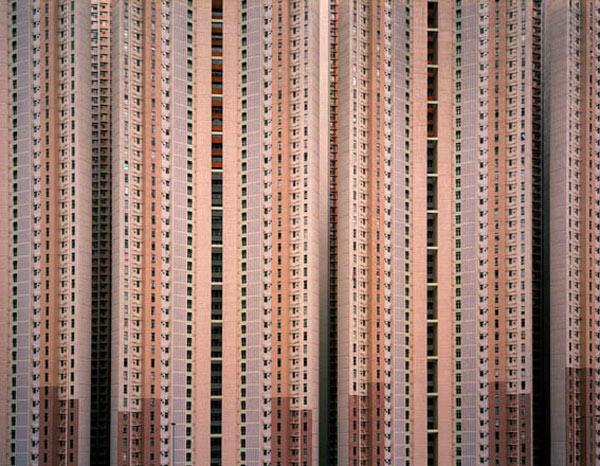 Впечатляющие фотографии Майкла Вольфа («Architecture of Density»)