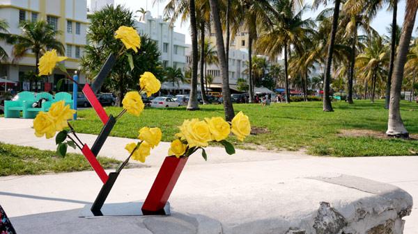 Магнитные вазы для цветов «LusionBloom» (видео)