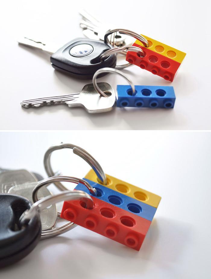 Вешалка для ключей от Феликса Грауера