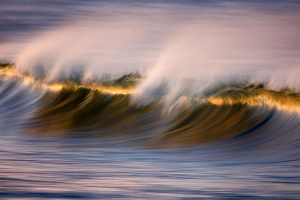«Цвет морской волны» Тихого Океана от фотографа David Orias