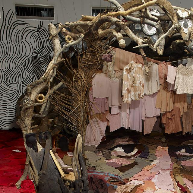 Портрет – Анаморфоз от художника Bernard Pras