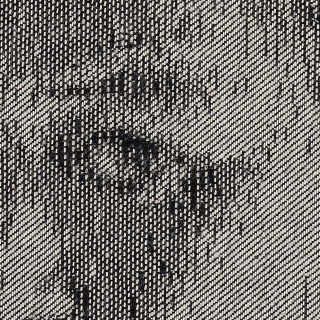 Новые портреты от Куми Ямашита (Kumi Yamashita), выполненные из ниток и джинсовой ткани