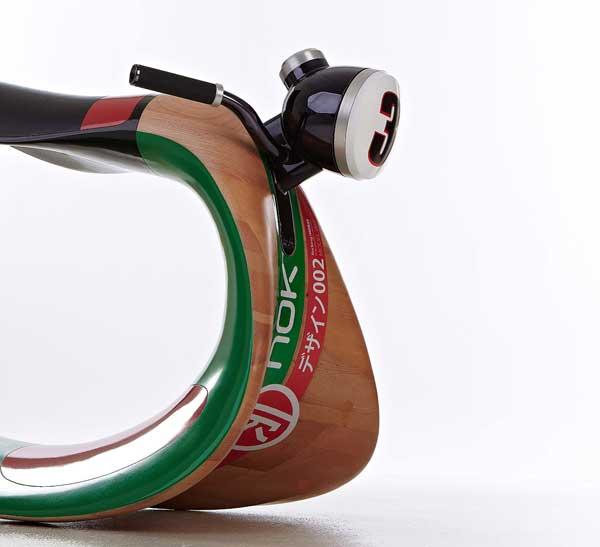 Современная Лошадь-Качалка от дизайн - студии «NextOfKin Creatives»
