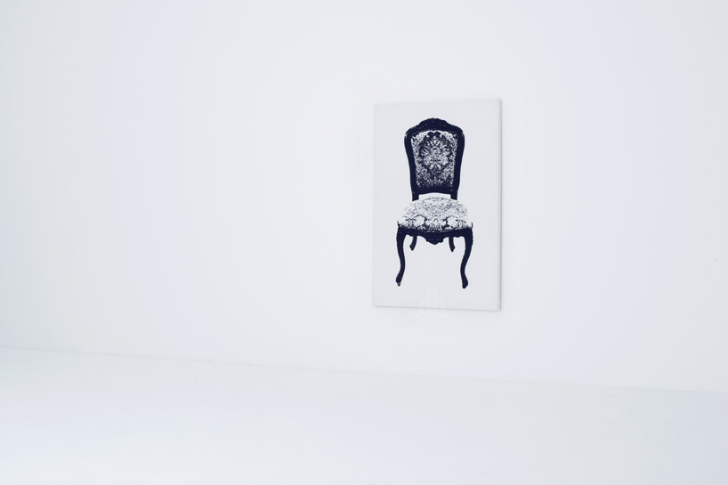 Картины от дизайн – студии YOY, в которых можно сидеть!