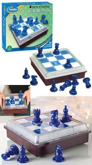 «Шахматный» пасьянс «Solitaire Chess»